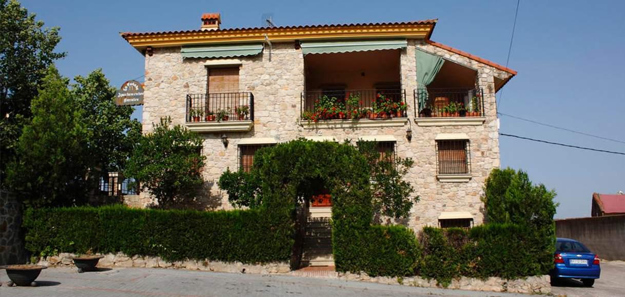 Apartamentos de Astroturismo la Cañada