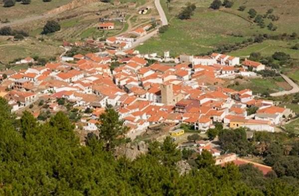 Pueblos de Monfragüe