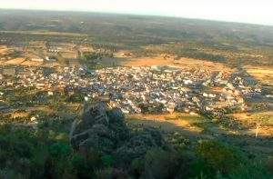 Serradilla pueblo de Monfragüe