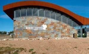 Centro de intrepretacion del parque nacional de monfrague en Torrejón el rubio