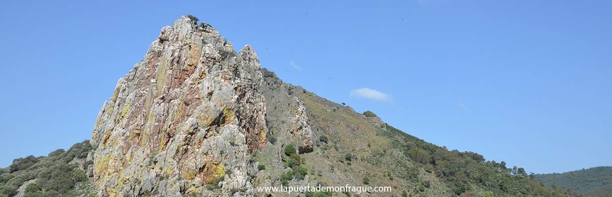 Geología en Monfragüe