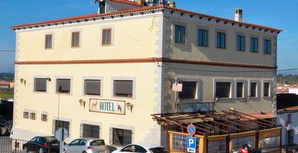 Hotel  Restaurante Carvajal