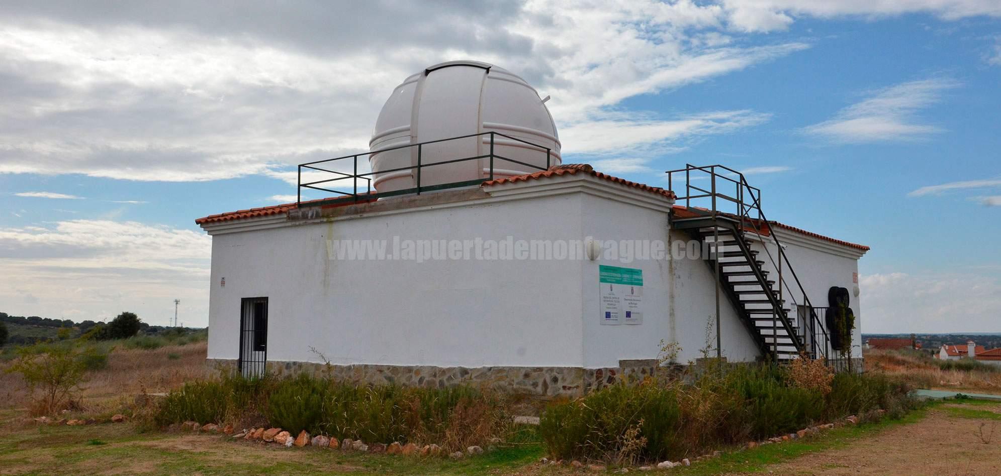 Observatorio Astronómico Monfragüe