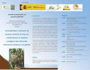 Proyecto Bosques Maduros