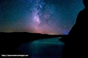 Rutas astronómicas