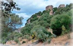 Ruta del Castillo de Monfrague