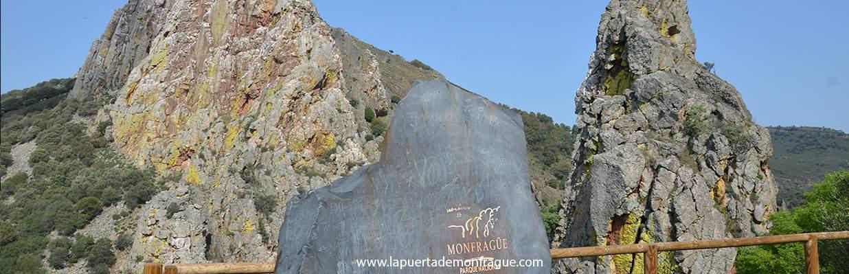 Miradores del Parque Nacional de Monfragüe