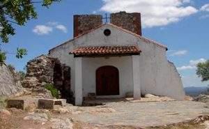 Foto de La ermita del Castillo de Monfragüe
