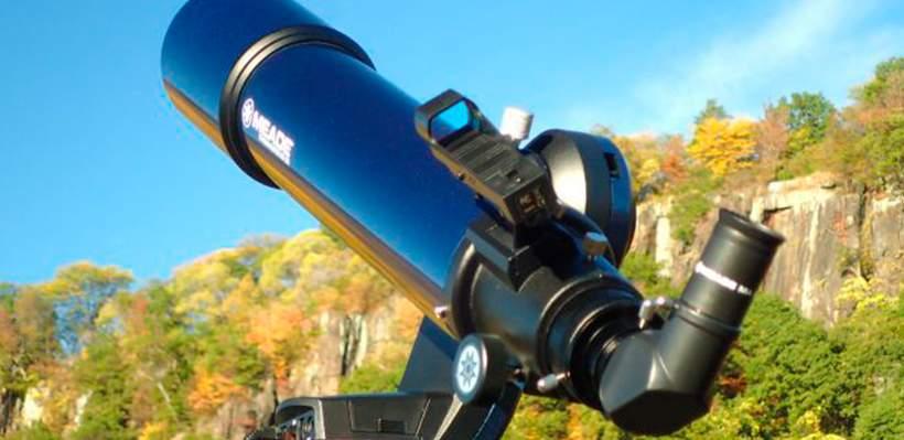Los mejores telescopios por poco dinero