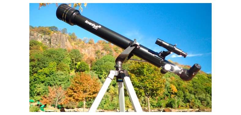 Telescopio Levenhuk Skyline 50x600 AZ