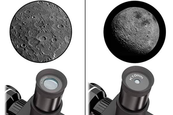 telescopios astronómicos baratos