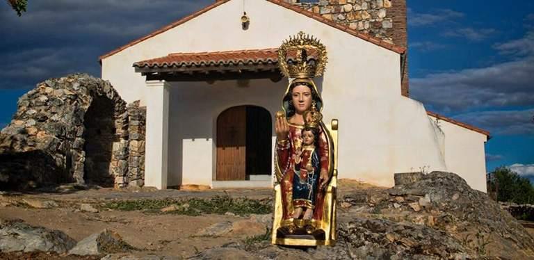 Virgen de Monfragüe Parque Nacional