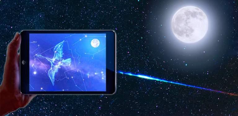 mejores aplicaciones de astronomía para Android