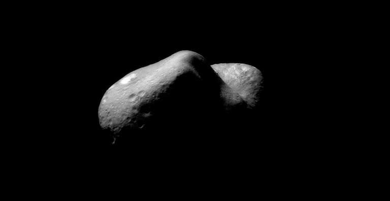 Asteroide 135 Hertha en oposición