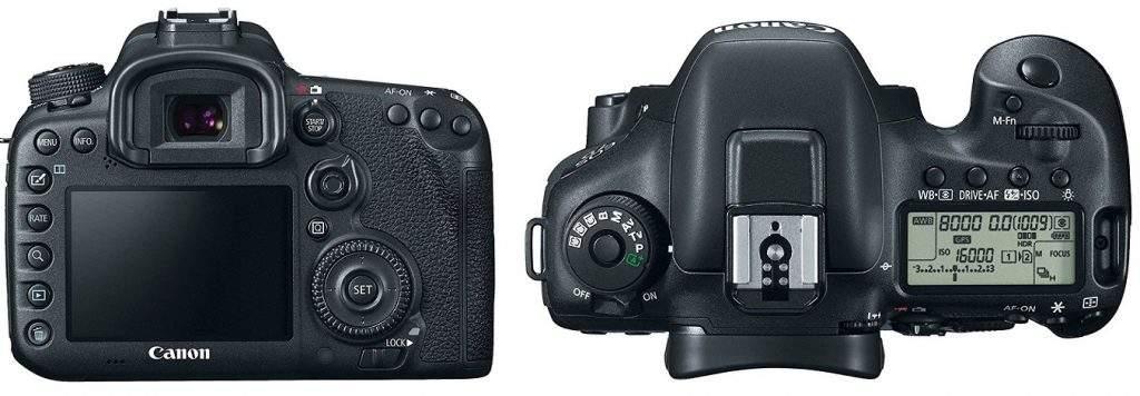 Canon EOS 7D Mark II Digital SLR Camera Body