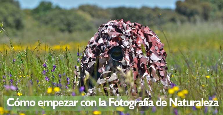 Cómo empezar con la Fotografía de Naturaleza