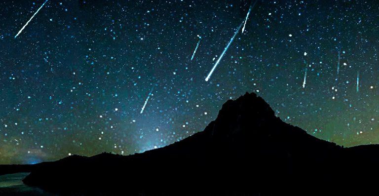 Lluvia de Meteoritos: Perseidas de Septiembre