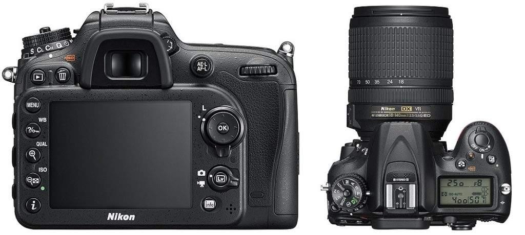 Nikon D7200 24.2 MP DSLR