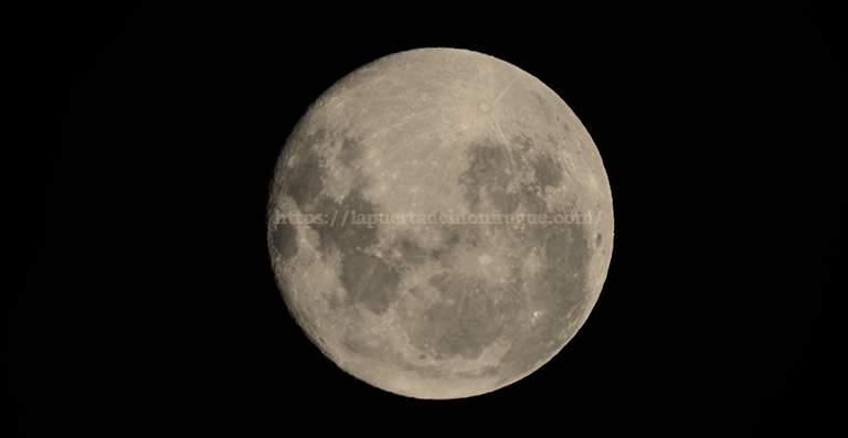 La secuencia de lunas llenas a través del año a menudo se le asignan nombres de acuerdo con las estaciones en las que caen. La de este mes será la primera en caer en el invierno del 2020 – la Luna Vieja.
