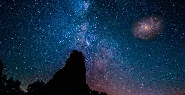 galaxia Triangulum M33