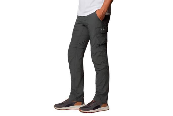 Columbia Silver Ridge II Pantalones de Senderismo Convertible