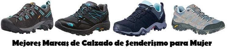 Las mejores marcas de zapatos de senderismo para mujeres
