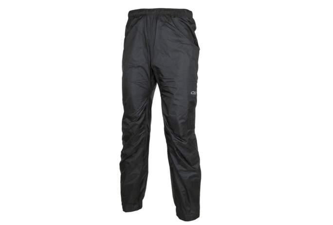 Outdoor Research Pantalones de lluvia de helio para hombre