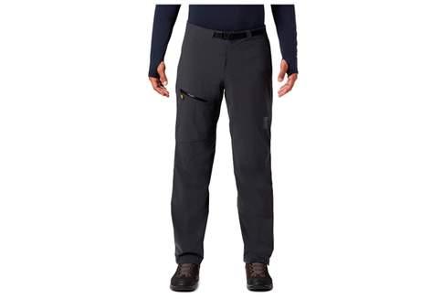 Pantalón senderismo impermeable hombre
