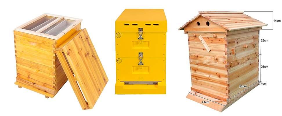 Las mejores colmenas para comenzar con la apicultura