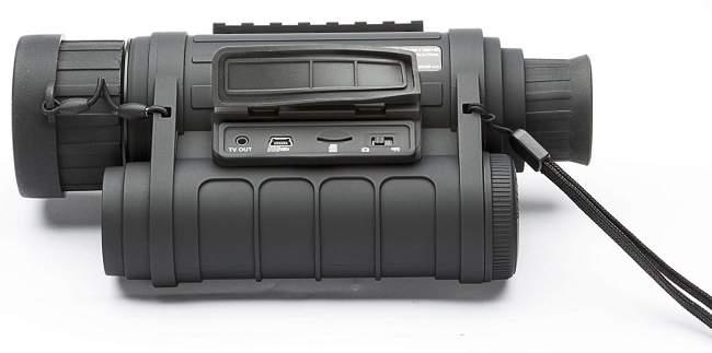 Bushnell Equinox Z – Monocular Digital de visión Nocturna