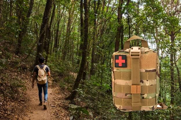 Botiquines de primeros auxilios para viajes y acampadas