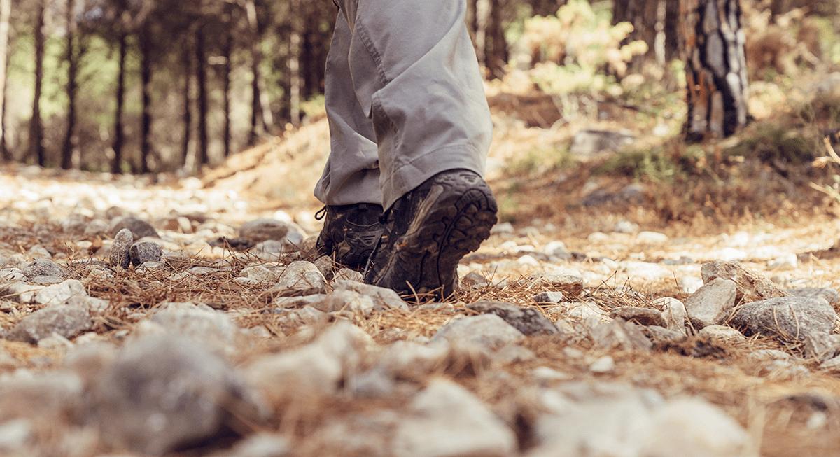 Consideraciones sobre las zapatillas para caminar Materiales