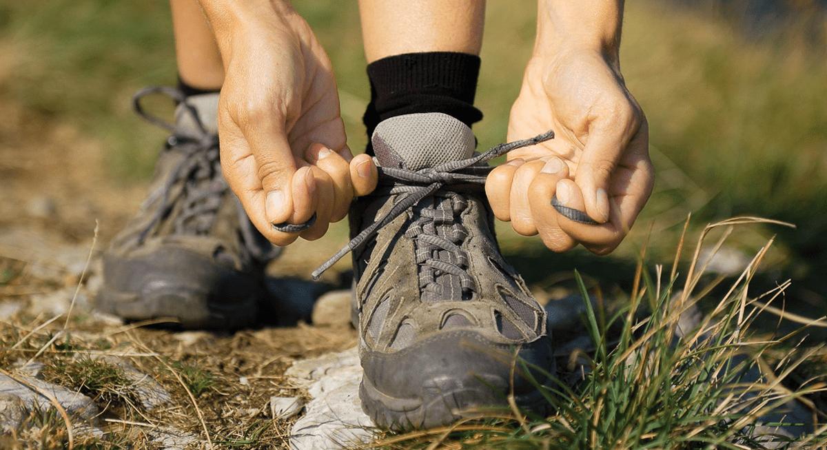 Consideraciones sobre los zapatos para caminar