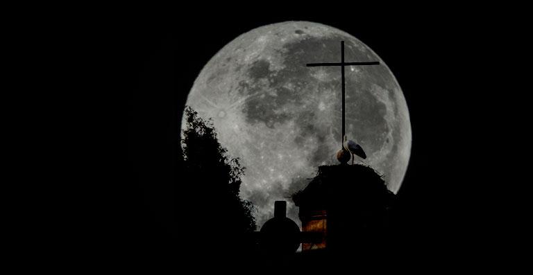 La luna de la Cuaresma