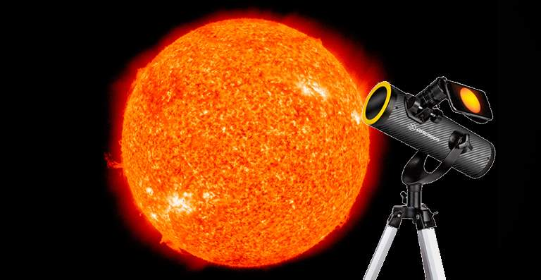 Los mejores telescopios solares