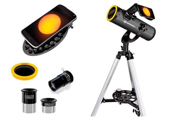 National Geographic Telescopio