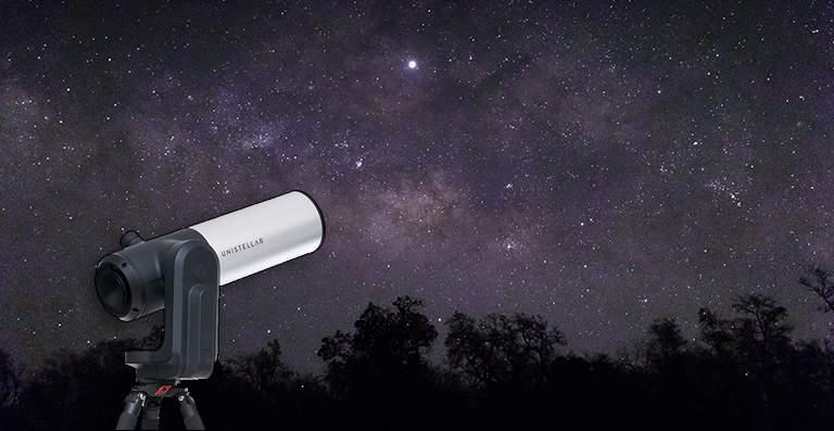 Los mejores telescopios para astrofotografía
