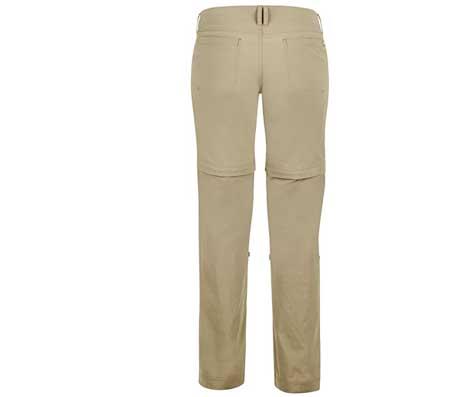 Marmot Wm's Lobo's Convertible Pants - Pantalones Largos Mujer