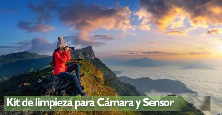 Mejores Kit de limpieza para cámara y sensor