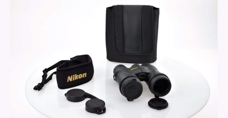 Revisión Prismático Nikon Monarch 5 8×42