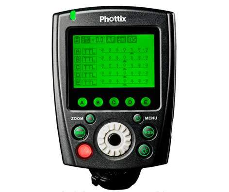 Phottix Odin II Disparador de Flash transmisor para Sony