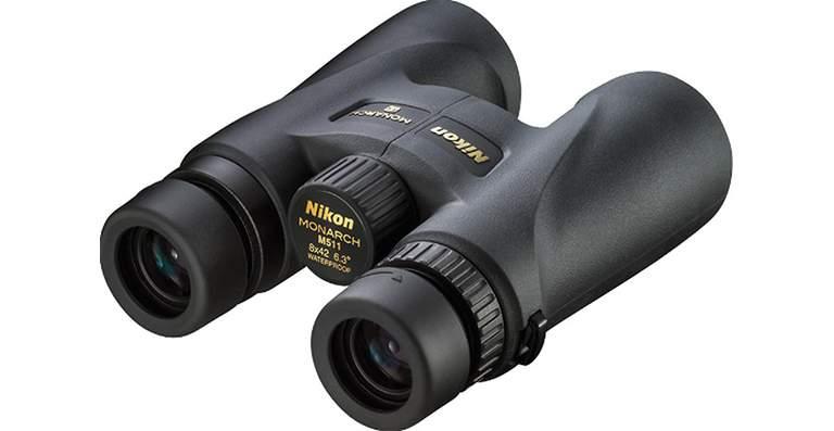 Prismático Nikon Monarch 5 8x42
