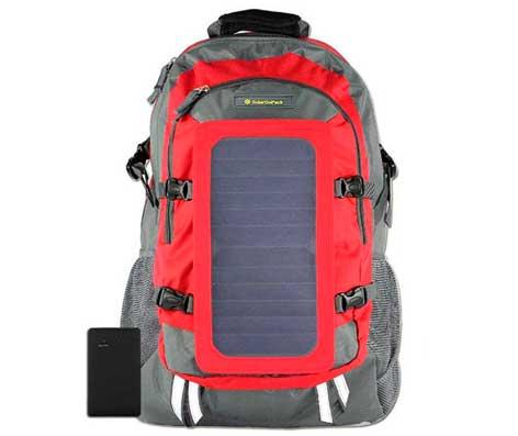 SolarGoPack – Mochila con energía Solar