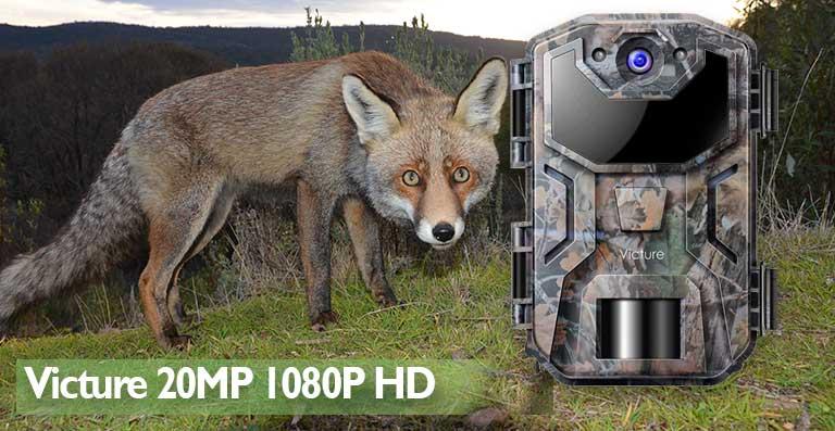 Victure 20MP 1080P HD