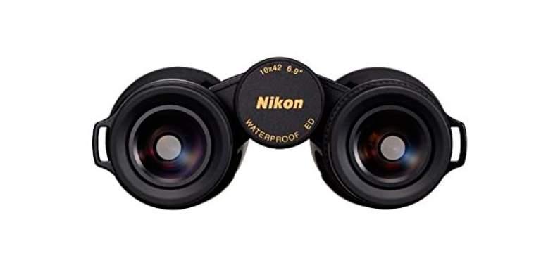 opiniones Nikon MONARCH HG 10x42