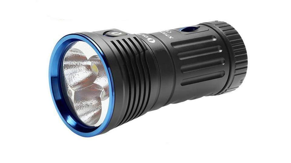 OLIGHT X7R Marauder 2 LED Linterna Táctica Recargable