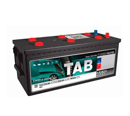 Batería Solar 250Ah / 12V TAB Motion