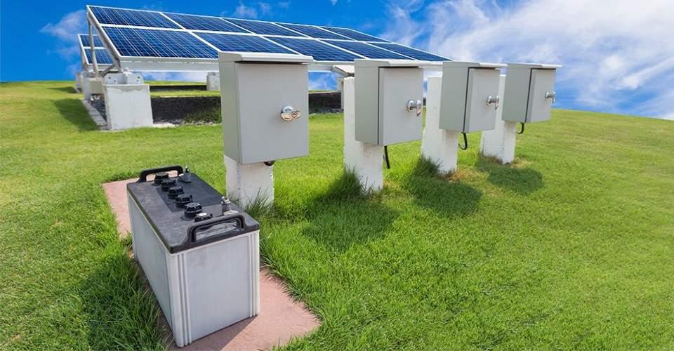 Mejores Batería Solar