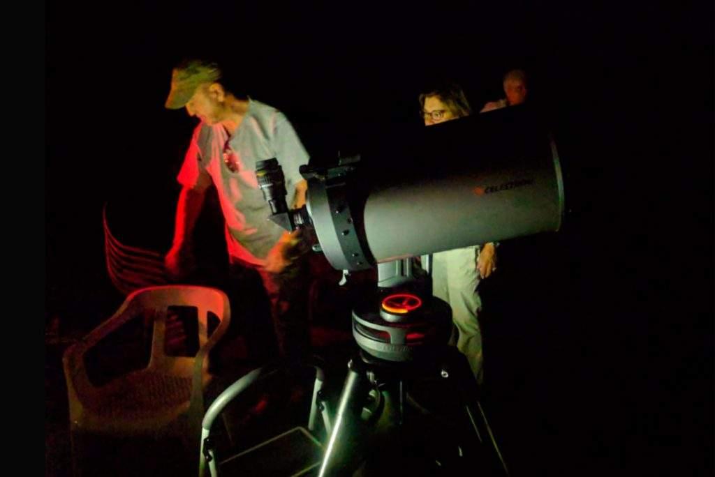 actividades de astronomía apartamentos la canada